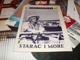 Kino Program Starac I More - Posters
