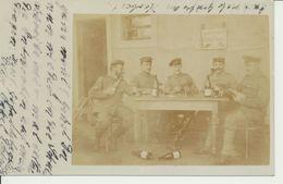 """AK """"Gastwirtschaft Wilden Mann"""" 8. Lw. D - Weltkrieg 1914-18"""