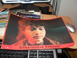 Strategija Svrake - Posters