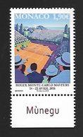 Monaco 2018 - Yv N° 3121 ** - Rolex Monte-Carlo Masters - Unused Stamps
