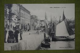 Audierne - Le Port - Audierne