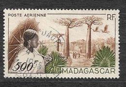 MADAGASCAR YVERT PA 73 VF USED. - Gebruikt