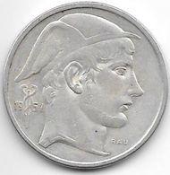 Belguim 50 Francs 1951 French - 1945-1951: Régence