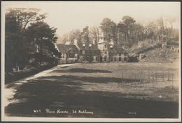 Place House, St Anthony, Cornwall, C.1910s - Hawke RP Postcard - England