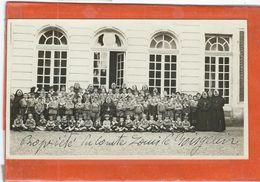 Paris : Colonie De L'Orphelinat De N.D Du Sacré Coeur...Photo Format  8 X14cm, Propriété Du Comte Louis De Boisgélin... - Frankreich