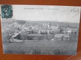 Chamberet , Vue Generale - France