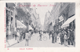 AK-110  Buenos Aires Calle Florida - Argentine