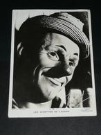 Rare Ancienne Photo Avec Autographe, Les Vedettes De L'écran, Clown Tony FRATELLINI N°72 - Autographes