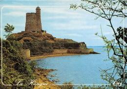 50 Saint Vaast La Hougue - Le Fort De La Hougue Construit D'après Vauban (scan Recto-verso) FRCR00068 P - Saint Vaast La Hougue