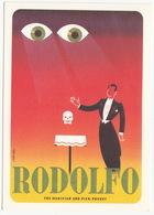 Rodolfo (Rezsö Gács Geb. 1911) - The Magician & Pick-Pocket / Manipulator & 'Taschendieb' - Artiesten