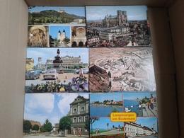 Karton Mit über 1000 Ansichtskarten Europa Siehe Bilder - 500 Karten Min.