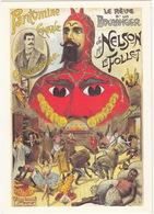 Mr. Nelson-Le Follet - Magisch-kömische Pantomine, 'Revue Des Teufels'  - Varieté - Artiesten