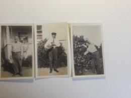 USA, 3 Photos Originales,Wisconsin, 1925 - Persone Identificate