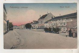 FAULQUEMONT - Falkenberg I Lothringen - Hotel - Café Nord - Faulquemont