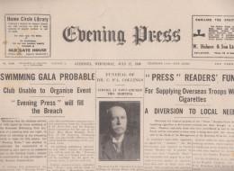 Guernsey Newspaper May 6 1941 (Original) - Oorlog 1939-45