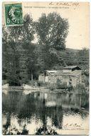 CPA 1909 - TORFOU TIFFAUGES  Le Moulin Du Foulon - Ecrite Voyagé - France
