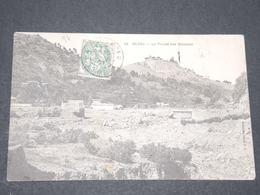 FRANCE - Type Blanc Avec Oblitération D'Algérie Sur Carte Postale - P 22569 - 1903-60 Semeuse Lignée