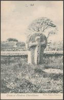 Cross At Madron Churchtown, Cornwall, C.1905 - Preston Postcard - England