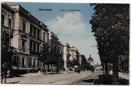 VARSOVIE - WARSZAWA - Aleje Ujazdowskie - Pologne