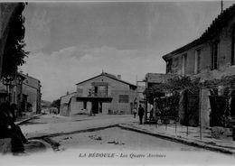 13 LA BEDOULE  LES QUATRE AVENUES - Andere Gemeenten