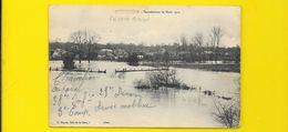 PLESSIS BRION Inondations De 1919 (Flipon) Oise (60) - France