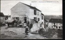 77, Chaton, Commune De Vendrest - Other Municipalities