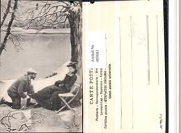 489081,Liebe Paar Eislaufen Eislaufschuhe Muff Winterbild - Paare