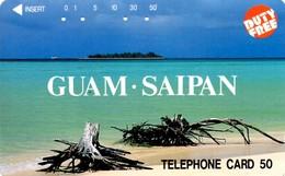 *GUAM* - Scheda Usata - Guam