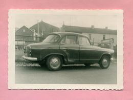 PHOTOGRAPHIE - PHOTO - SIMCA ARONDE P 60  Type ETOILE - Automobiles