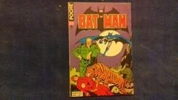 BATMAN Poche N°5 (sorti D'une Reliure)1977 (fin R2) - Batman