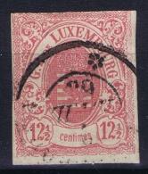 Luxembourg : Mi Nr 7 Obl./Gestempelt/used  1859 - 1859-1880 Wappen & Heraldik