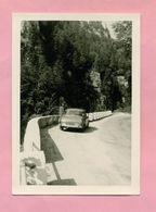 "PHOTOGRAPHIE - PHOTO - VOLKSWAGEN  /  VW 1500  "" FASTBACK "" - Automobiles"