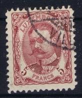 Luxembourg : Mi Nr 83 Obl./Gestempelt/used  1906 - 1906 William IV