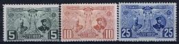 Bulgaria : Mi Nr 66- 68 MH/* Flz/ Charniere  1903 - Nuovi