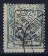 Turkey Mi Nr  66 A   Isf. 144 Used  Surcharge Renversée - 1858-1921 Empire Ottoman