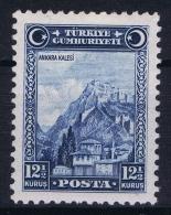 Turkey Mi Nr 889  Isfl. 1209 MH/* Flz/ Charniere 1929 - 1921-... Repubblica