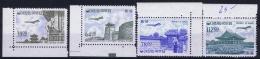 South Korea  Mi Nr 467 - 470 Postfrisch/neuf Sans Charniere /MNH/**  1964  Airmail - Korea, South