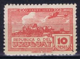Uruquay Mi Nr 603  Sc  C103 Postfrisch/neuf Sans Charniere /MNH/** Has A Pinhole - Uruguay