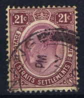 Straits Settlements 1906 SG Nr 160  Mi 128  Used - Straits Settlements