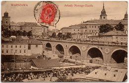 VARSOVIE - WARSZAWA - Arkady Nowego Zjazdu - Polonia