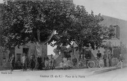 13 COUDOUX  PLACE DE LA MAIRIE - France