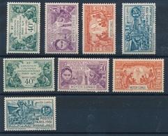 BS-385: CONGO: Lot Avec N° 109/112**  109/112* - Unused Stamps