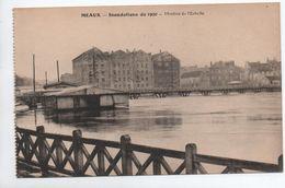 MEAUX (77) - INONDATIONS DE 1920 - MOULINS DE L'ECHELLE - Meaux