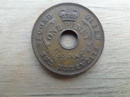 Nigeria  1  Penny  1959  Km 1 - Nigeria