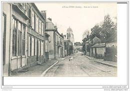 AIX EN OTHE RUE DE LA GAIETE CPA BON ETAT - France