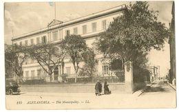 ALEXANDRIA - The Municipality . - Alexandria