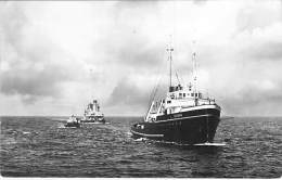 "REMORQUEUR Tug Boat  "" M.t. OCEAAN "" 2000 H.p. ( L. Smit & Co's NL )  Schlepper Sleepboot Remolcador - CPSM PF - Rimorchiatori"