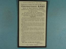 Charles-Louis Arno épx Vrancx Biévène 1858 1934 /029/ - Andachtsbilder