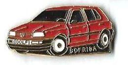 VW 28 - GOLF-SOFRIGA - Verso : SM - Volkswagen