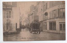 MEAUX (77) - INONDATION 26 JANVIER 1910 - RUE GAMBETTA SAINT NICOLAS - Meaux